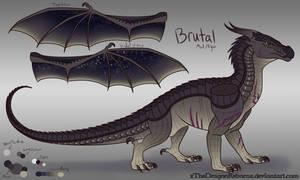 Brutal by xTheDragonRebornx