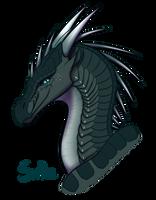 WoF Next Gen: Child of Clearsight and Darkstalker by xTheDragonRebornx