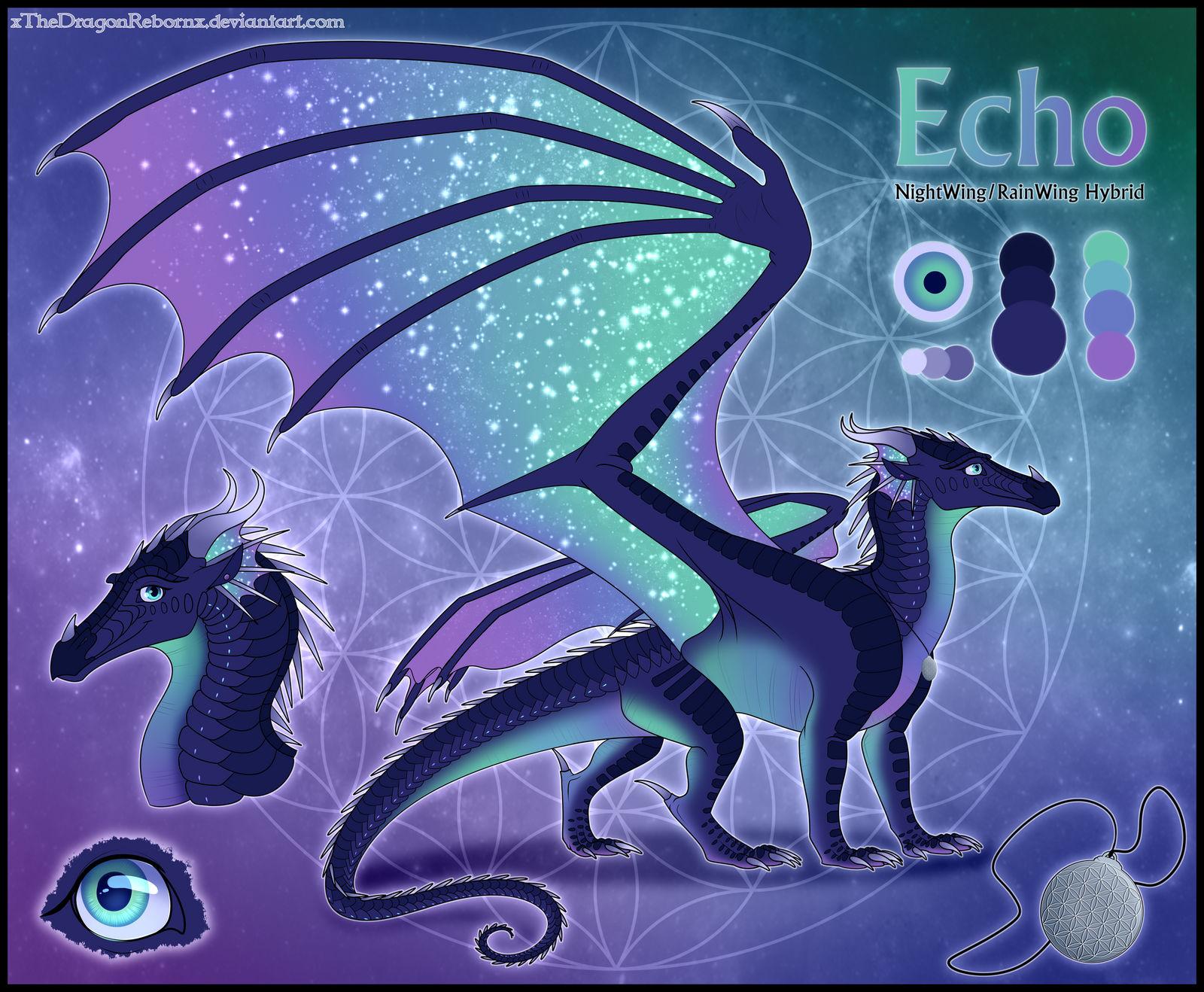 Echo by xTheDragonRebornx