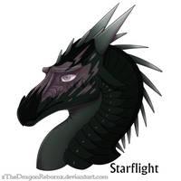 WoF H-a-D Day 4 - Starflight by xTheDragonRebornx