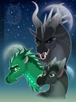 Legends by xTheDragonRebornx