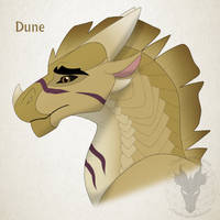 WoF H-a-D Day 18 - Dune by xTheDragonRebornx