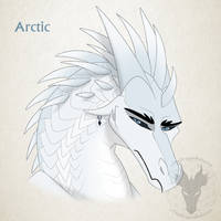 WoF H-a-D Day 40 - Arctic by xTheDragonRebornx