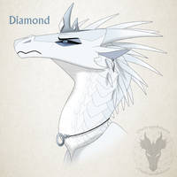 WoF H-a-D Day 41 - Diamond by xTheDragonRebornx