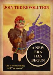 1920's Challenge Industrial Revolution + Timelapse by JollyFigNut