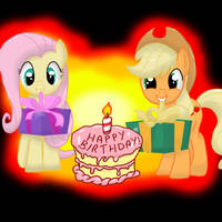 Happy Birthday Marysia! by MilesElectric