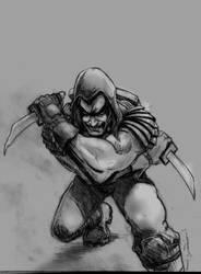 G.I. Joe: Zartan sketch by gforrydesign