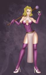 Agatha - Elite Four by DiamondHour