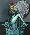 Midna by DiamondHour