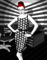Penelope McQuillen by elenichols