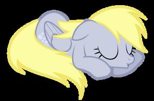 Derpy - custest snooze by beastywizard