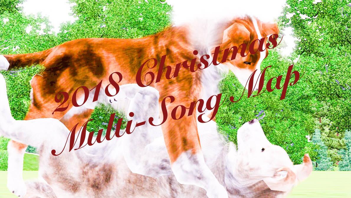 2018 Christmas Multi-Song Mep by BrokenWarriorYT