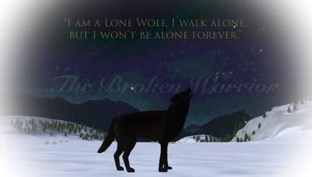 lone Wolf wq edit by BrokenWarriorYT