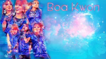 Boa Kwon by kakaren