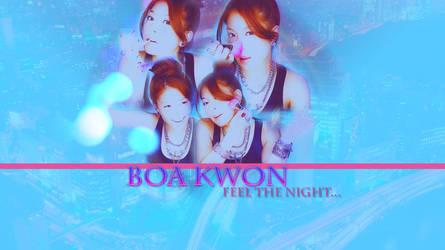Boa Kwon Nightlife by kakaren