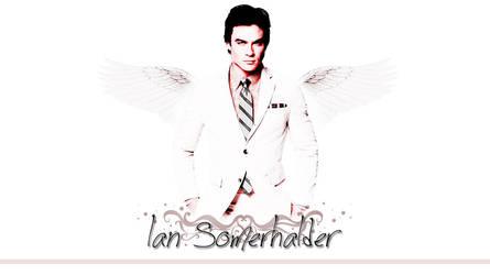 Ian Somerhalder Angel by kakaren