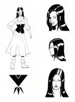 Lyanna (Character sheet) by Valyssa