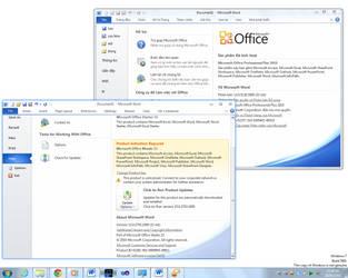MS Office15 Leaked by nkien