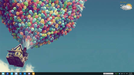 Windows 8 Desktop (30/11/2012) by nkien