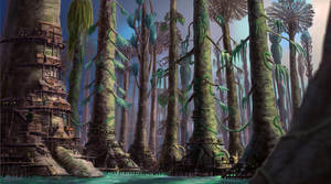 Riverforest Village by Skaya3000