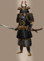 Samurai by Skaya3000