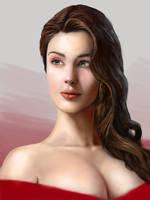 Lady in Red by Skaya3000