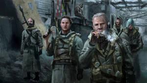 Mercenaries by Skaya3000