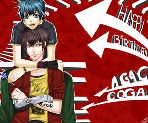 Happy Birthday Bloody ! by SkyeRei