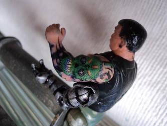 Custom Tatoo by Diglou