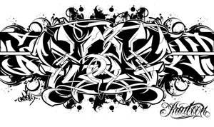 black n white by KTN-UNO