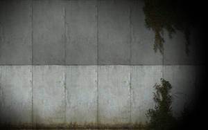 Portal 2 Concrete Wall 2 by wistfulwriter