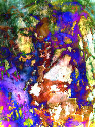 tribute to Joan Miro by synesthesea
