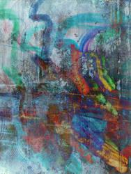 megapolis lights by synesthesea