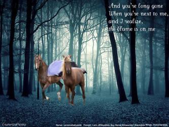 Long Gone by EnchantedPepika