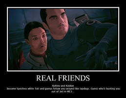 Real Friends by Carter-Kaine