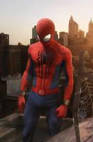 Spider-man C1.5 by SanyLebedev