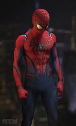 Spider-Man C2 by SanyLebedev