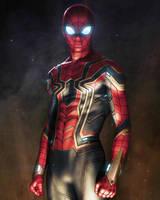 Iron Spider by SanyLebedev