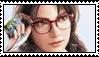 Tekken 7 Julia Chang stamp by WhiteDevil350