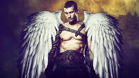 Andy Whitfield - Spartacus by Slifer2012