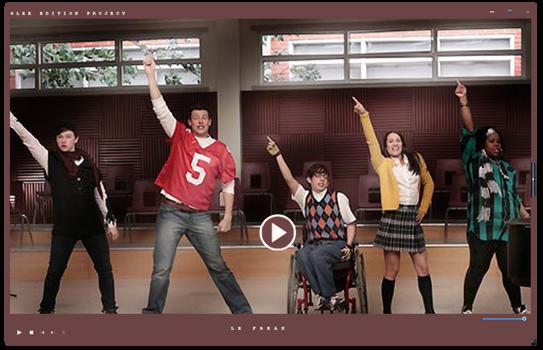Video|Glee Season One|Le Freak by GleeEdition-Project