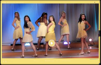 Video|Glee Season One | Halo/Walking On Sunshine by GleeEdition-Project