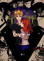 Shadowhunters: Clary and Jace by AerinoMinami