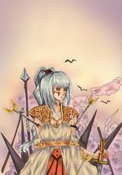 Warrior by AerinoMinami