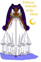 Princess Junzuki of the Moon by Kuroshi-tenshi