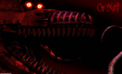 Nightmare Foxy by GamesProduction