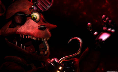 Withered Foxy by GamesProduction