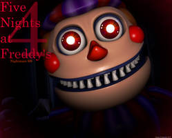 (SFM/C4D/BLENDER) Nightmare BB Release by GamesProduction