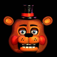 3Ds Max - Toy Freddy - WIP by GamesProduction