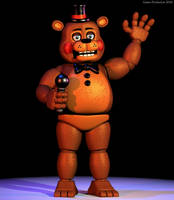 Toy Freddy by GamesProduction
